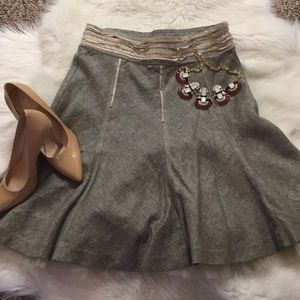 The limited size 0 skirt